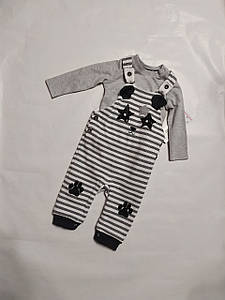 Детский костюм F&F (Англия) р.3-6мес