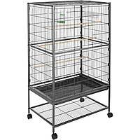 Большая клетка для попугаев Bird House L - 131 x 78 x 52 см