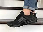 Чоловічі кросівки Presto (чорні) 8966, фото 3