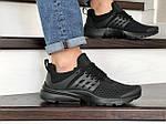 Чоловічі кросівки Presto (чорні) 8966, фото 6