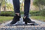 Чоловічі кросівки Presto (чорно-білий) 8967, фото 2