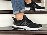 Чоловічі кросівки Presto (чорно-білий) 8967, фото 6