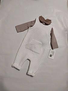 Детский костюм Mamas&Papas (Англия) р.3-6мес