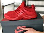 Мужские кроссовки Presto (красные) 8968, фото 3