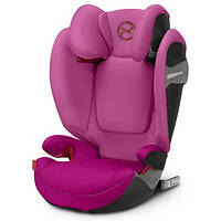 Автокрісло Cybex Solution S-Fix Funcy Pink