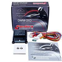 Интерфейс стеклоподъёмников Pandora DWM-210 (доводчик)