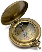 Компас карманный Brass Pocket Compass