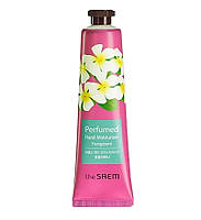 Крем для рук The Saem Perfumed Hand Moisturizer Frangipani