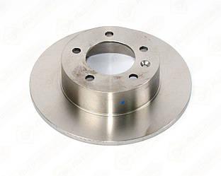 Гальмівний диск задній 305mm на Renault Master II 1998->2010 — Renault (Оригінал) - 7700314107