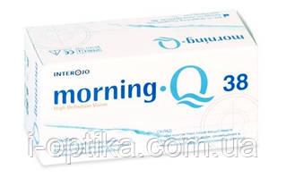 Контактні лінзи Morning Q 38