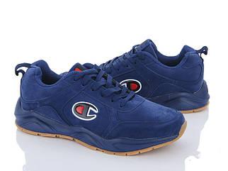 Кроссовки Bayota A1906 синие