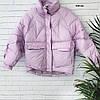 Короткая женская куртка 649 ген Л-42,ХЛ-44,ХХЛ-46р., фото 3