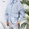 Короткая женская куртка 649 ген Л-42,ХЛ-44,ХХЛ-46р., фото 5