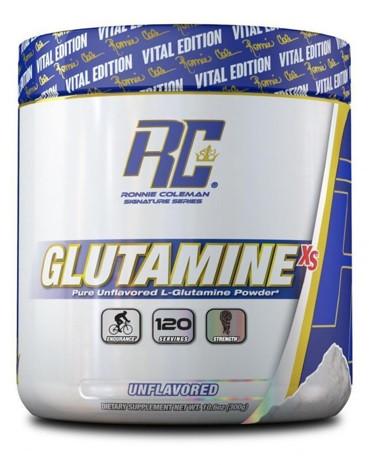 Ronnie Coleman Glutamine 300g Glutamin Глютамин Л глютамин