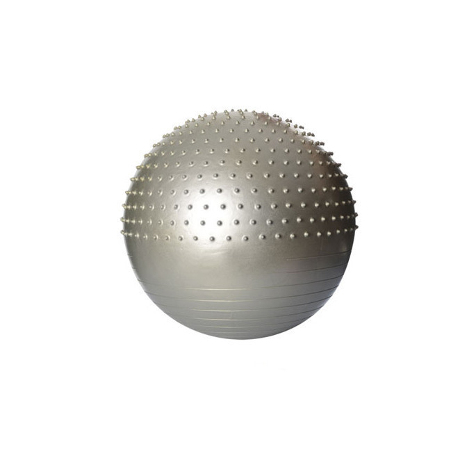 Мяч для фитнеса-65см MS 1652 (Серый)