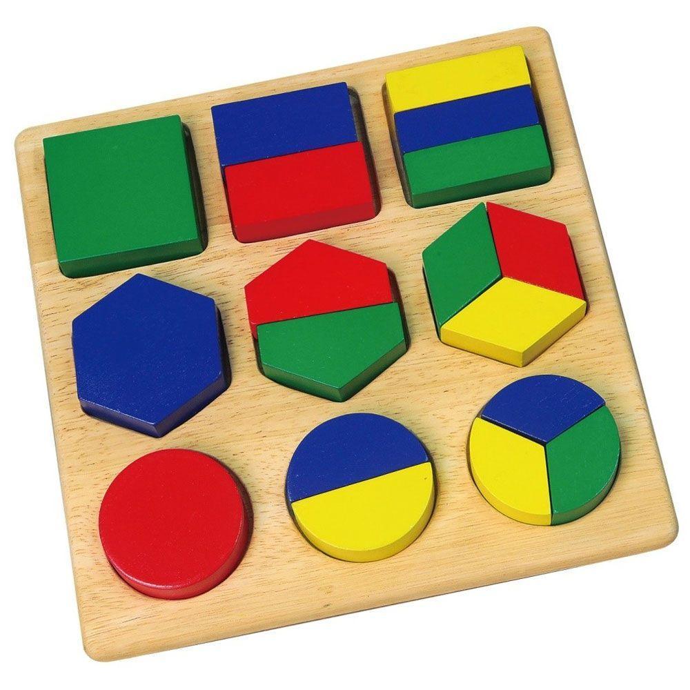 Пазл Формы Viga Toys 58573