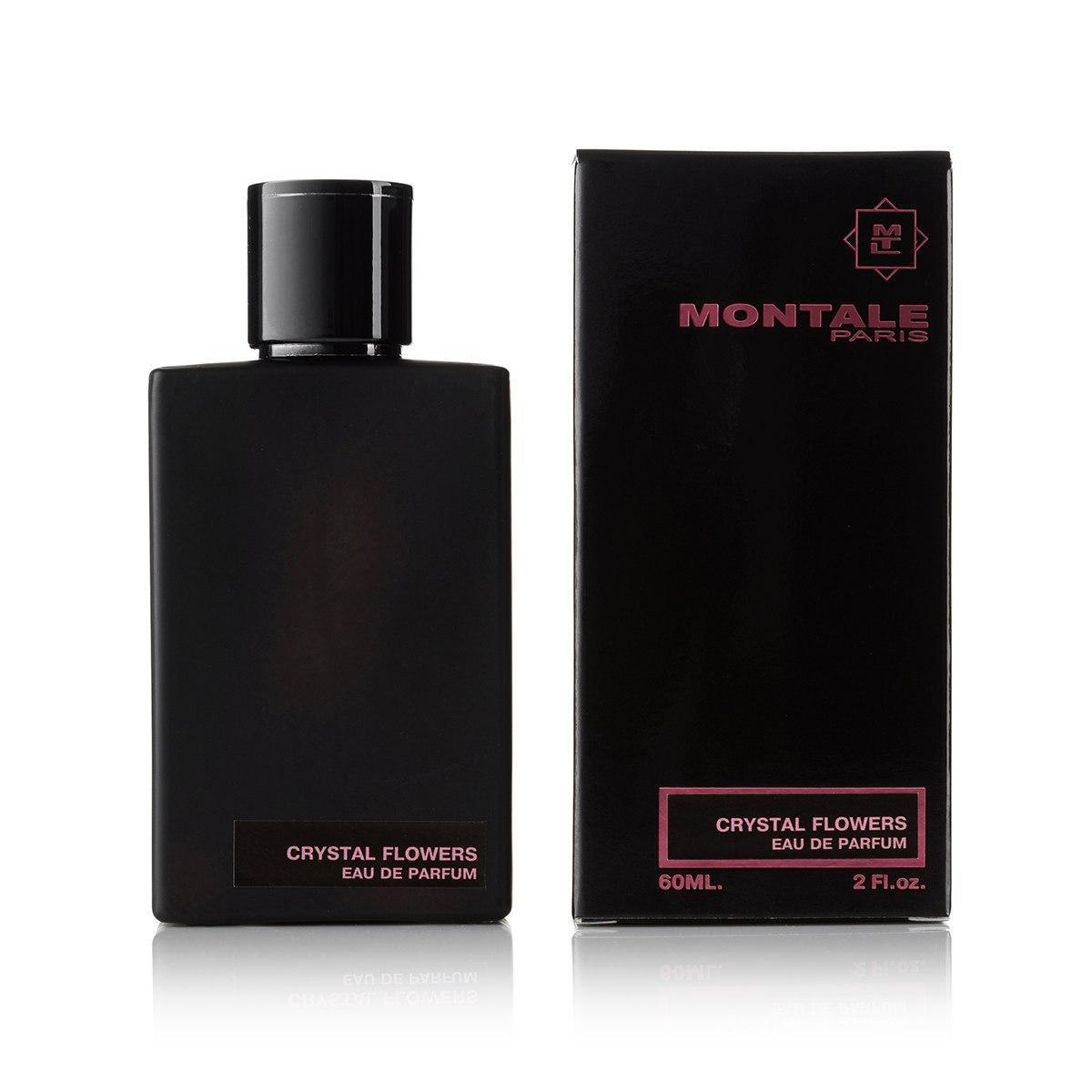 60 мл мини-парфюм Montale Crystal Flowers (унисекс) - M-32