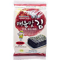 Чіпси-норі гострі Ock Dong Ja 4,5 м