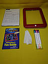 Световой планшет для рисования Magic Pad + Набор для творческого развития ребенка (набор для рисования 70 пред, фото 2