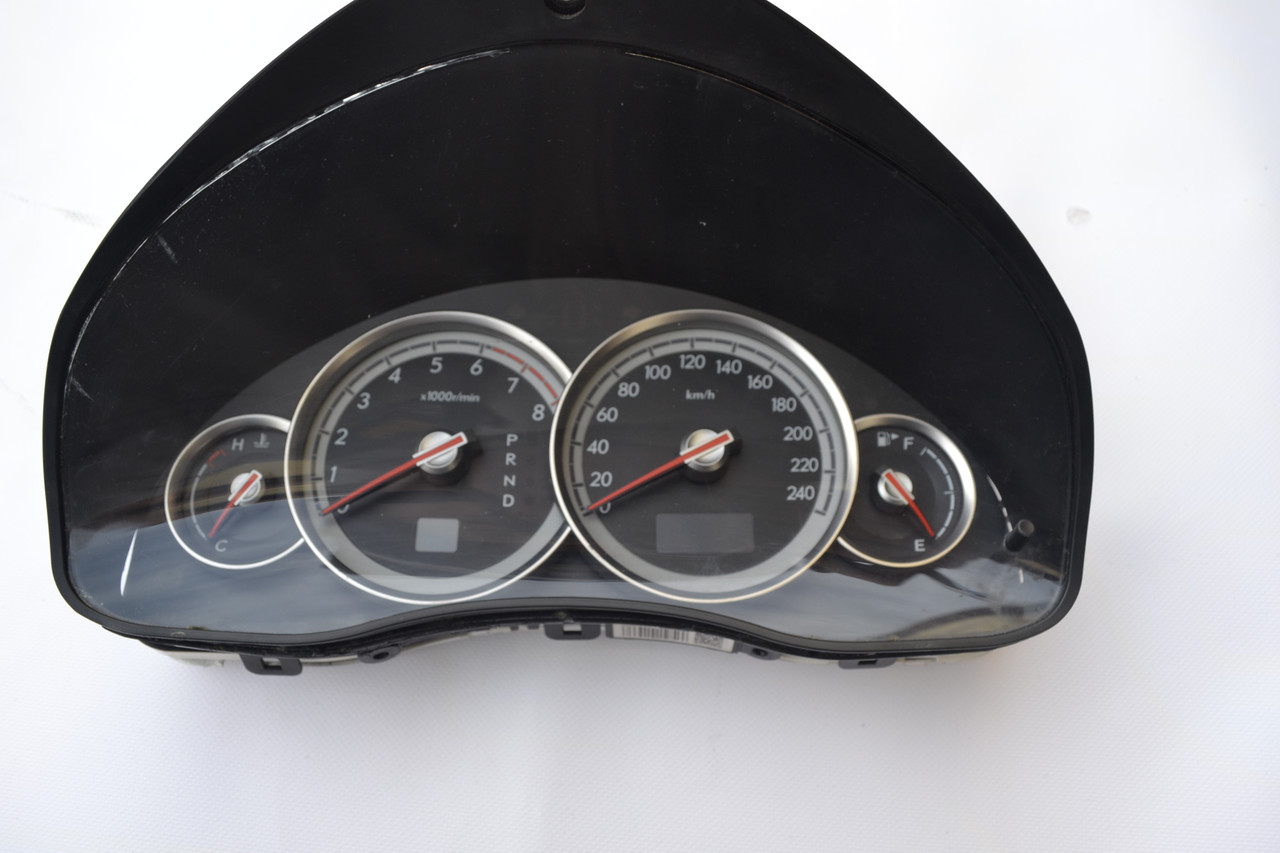 Панель приборов АКПП Subaru Legacy Outback (B13) 2003-2009 2.0 2.5 16V