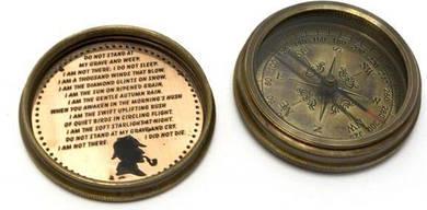 Компас  бронза Sherlock Holmes