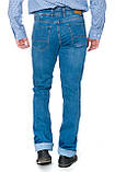 """Мужские джинсы Franco Benussi 19-420 Torino L 36"""" синие, фото 8"""