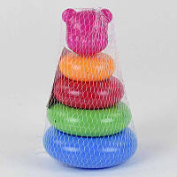 Пирамида M-Toys 4 кольца