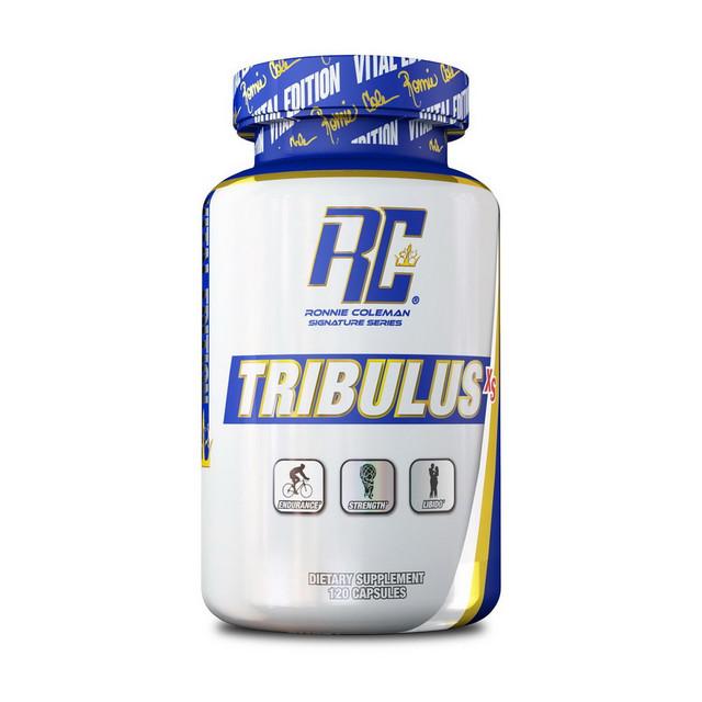Ronnie Coleman Tribulus SX 120caps трибулус тестостероновый бустер