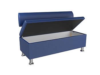 Диван BNB Флеш 1200x540x780 синий.