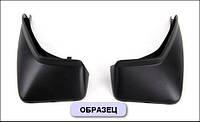 Модельные передние брызговики RENAULT SANDERO с 2011-   2шт/цвет:черный (производитель NovLine)