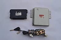 Блок управления (ЭБУ) двигателем комплект  АКПП Subaru Legacy Outback (B13) 2003-2009 2.0 16V, фото 1