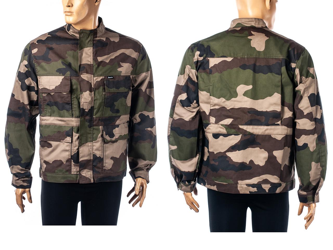 Куртка RFT камуфляж 36-104 р. S