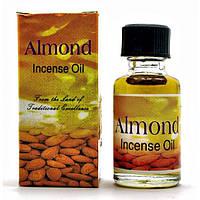 """Ароматическое масло """"Almond"""" (8 мл)(Индия) ( 20452)"""