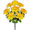 Искусственные цветы, букет нарцисса, 44см