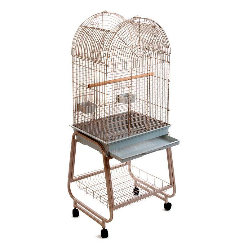 Клетка, вольер для птиц Antic, с порошковым покрытием