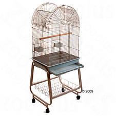 Клетка, вольер для птиц Antic, с порошковым покрытием, фото 2