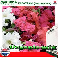 Петуния крупноцветковая КОБАЯШИ Formula Mix, 250 семян, ТМ KITANO SEEDS (Голландия)