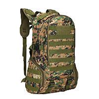 Армейский тактический рюкзак 25 литров Mountaineering Tactical BackPack MARPAT 8FIELDS (NB-28-DW), фото 1