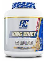 Протеин Ronnie Coleman King Whey 2270g. (ВАНИЛЬ)