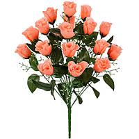 Букет бутоны роз, 52см, фото 1