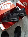 Мужские кроссовки Nike Zoom (черные) 306PL, фото 5