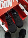 Мужские кроссовки Nike Zoom (черные) 306PL, фото 6