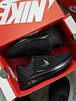 Мужские кроссовки Nike Zoom (черные) 306PL, фото 7