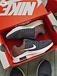 Чоловічі кросівки Nike Zoom (сірі) 305PL, фото 7