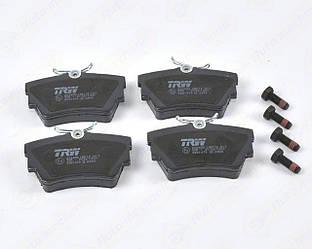 Гальмівні колодки задні на Renault Trafic 2001-> — TRW (Німеччина) - GDB1479