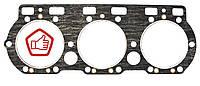 Прокладка головки блока цилиндров ЯМЗ-236, старого образца, (Фритекс), 236-1003210-В2