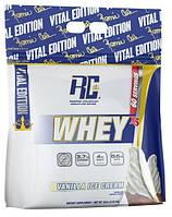 Протеин Ronnie Coleman Whey XS 2268g. (КЛУБНИКА)
