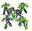 Робот-комбайнер трансформер Девастатор 6в1,  21 см - Transformer-Combiner, Devastator, фото 4