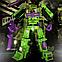 Робот-комбайнер трансформер Девастатор 6в1,  21 см - Transformer-Combiner, Devastator, фото 3