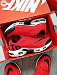 Мужские кроссовки Nike Air Max Tn (красно-белые) 304PL, фото 2